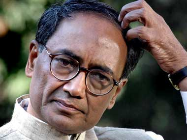 A file photo of Digvijaya Singh. AFP