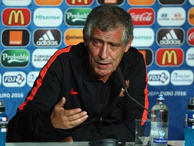 Euro 2016: Undeserving win will make me happy, says Portugal coach Fernando Santos