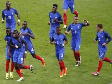 Euro 2016: France appear to be pushing into fifth gear, right in time for semis