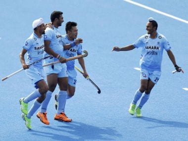 Indian Hockey Team. PTI