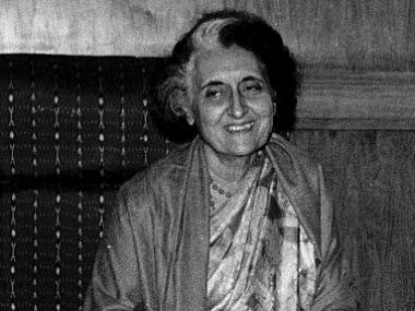 File image of Indira Gandhi. Reuters