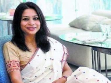 File image of Indrani Mukerjea. News 18