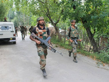 Spy held in Jammu and Kashmir for passing vital information on Army to Pakistan
