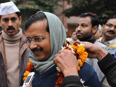 A file photo Arvind Kejriwal. AFP