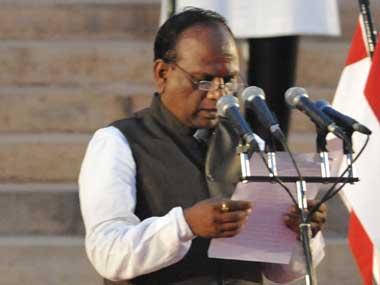 BJP MP Mansukhbhai Vasava. Image courtesy PIB