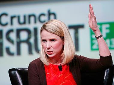 Marissa Mayer. Reuters