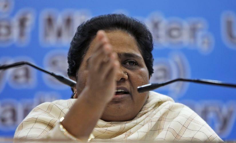 Mayawati-reuters