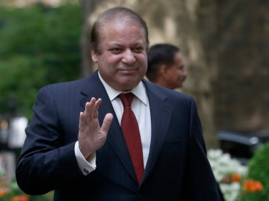 Pakistan's PM Nawaz Sharif. Reuters