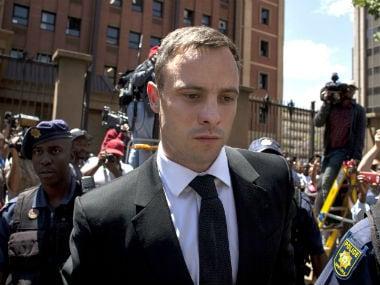 Oscar Pistorius. Getty Images
