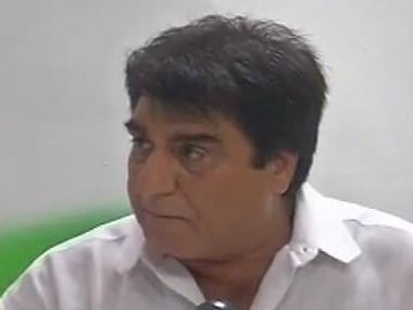 File photo of Raj Babbar. News18