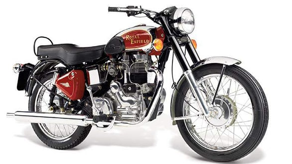 Royal Enfield: the fuel that powers its motor
