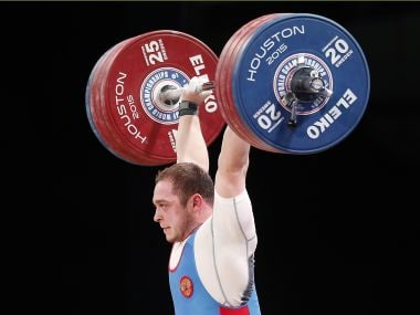 Rio Olympics: Russian weightlifters handed blanket ban by IWF amidst doping scandal