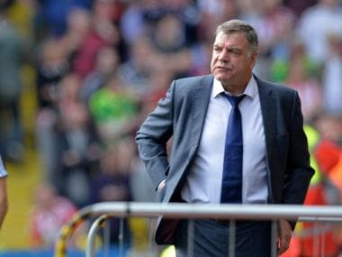 England squad for World Cup 2018 qualifiers; Sam Allardyce picks uncapped Michail Antonio in 23-man team