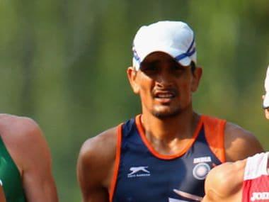 Sandeep Kumar Race Walking 380 Getty