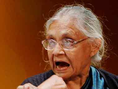 AAP taking credit of Congress govts work in Delhi, squandering public money for spreading lies: Sheila Dikshit