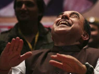 File image of Subramanian Swamy. Reuters