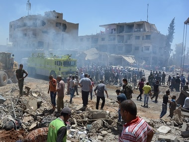 Islamic State attacks Qamishli: Death toll in Syrian town rises to 55