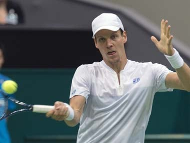 Thomas Berdych. Reuters
