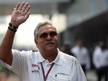 Vijay Mallya will represent India at FIA despite being in dock over debts, money laundering