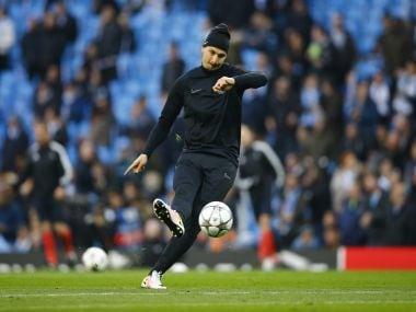 File photo of Zlatan Ibrahimovic. Reuters