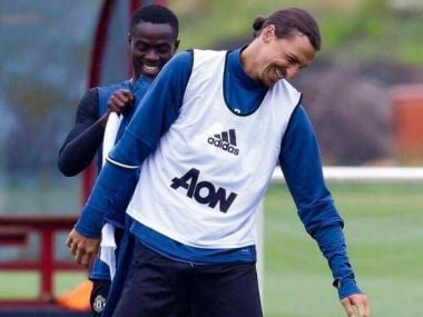Manchester Uniteds Zlatan Ibrahimovic looks to make debut against Galatasaray, in Sweden