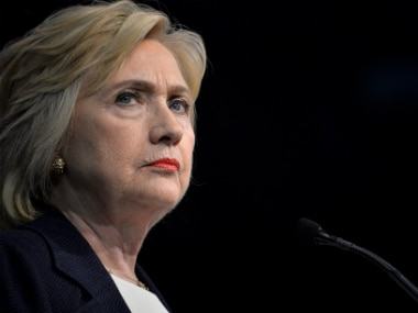 Hillary Clinton fears emergence of nuclear suicide bombers from Pakistan
