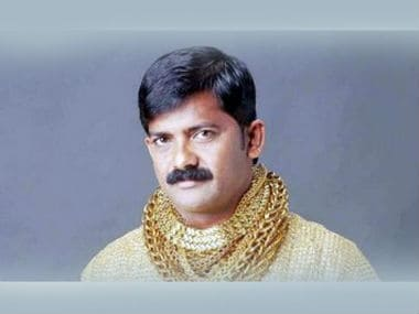 File image of Gold Man. CNN-News18