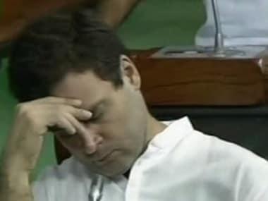 Keep sleeping, Rahul Gandhi: The BJP is in self-destruct mode this week