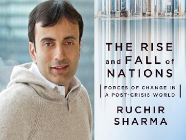 Image result for Ruchir Sharma, author of 'The Rise and Fall of Nations',