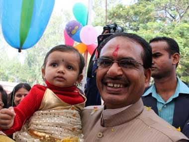 File image of Shivraj Singh Chouhan. AFP