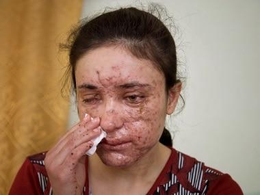 Lamiya Aji Bashar. AP