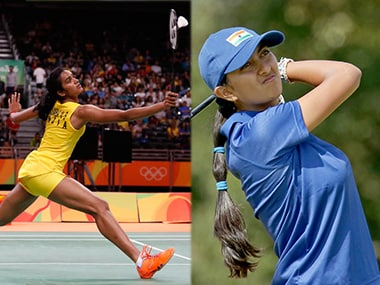 PV Sindhu enters final, Aditi Ashok shines: Highlights from Day 13, Rio Olympics 2016