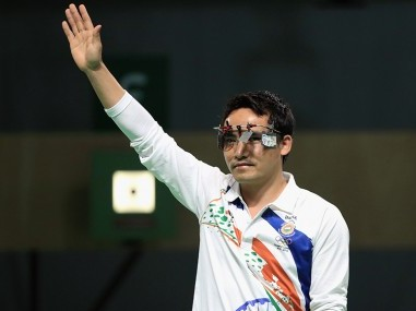 File photo of Jitu Rai. Getty