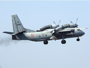 Search for missing AN-32 aircraft continues, GSI ship detects possible debris