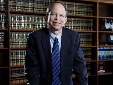 Santa Clara County Superior Court Judge Aaron Persky. AP