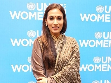 Aishwaryaa R Dhanush performs Bharatnatyam at UN, gets criticised for her caricaturist act