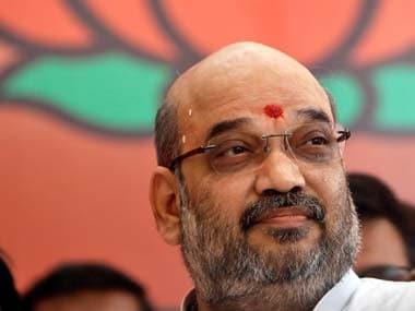 BJP president Amit Shah. Reuters