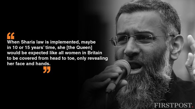 Anjem Choudary unmasked: A look at the face of radical Islam in the UK