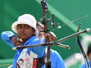 Deepika Kumari. AFP