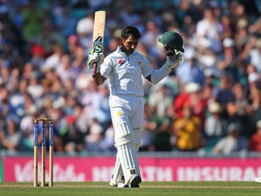 Asad Shafiqs ton against England showed his future belongs higher up the order for Pakistan