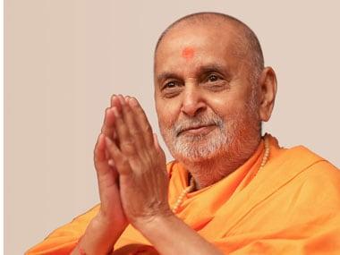 Pramukh Swami Maharaj passes away, PM Modi says will miss his presence