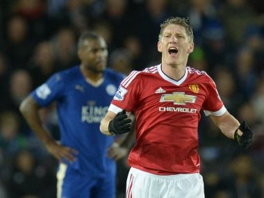 Bastian Schweinsteiger vows to fight for his place, says Manchester United will be his last club in Europe