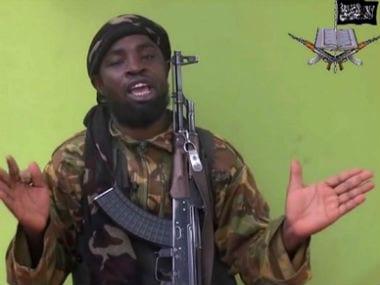 File image of Boko Haram leader Abubakar Shekau. AP