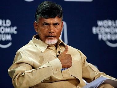N. Chandrababu Naidu, chief minister of Andhra Pradesh. Reuters