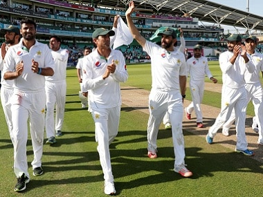 The Pakistan team adjusted to foreign conditions better than most other visitors. AP
