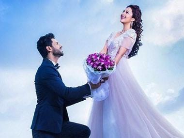 Divyanka Tripathi, Vivek Dahiya's Rang Dey wedding trailer goes viral, gives peek into ceremony