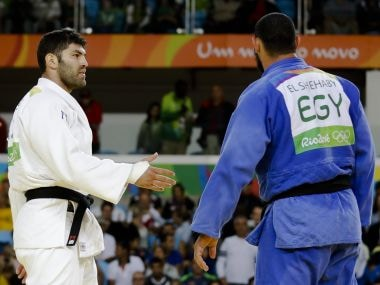 Rio Olympics 2016: Egypt's judoka Shehaby sent home over handshake refusal with Israeli Sasson