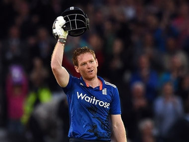 File image of Eoin Morgan. AFP