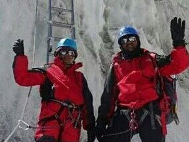 Nepal places 10-year mountaineering ban on Indian police couple for faking Everest climb