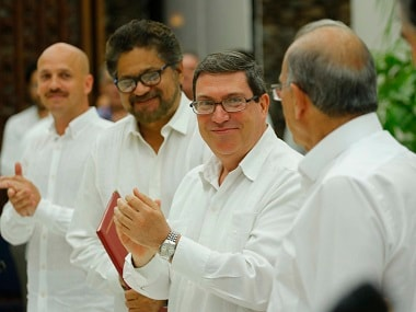Colombia, FARC rebels reach deal to end half-century-long war